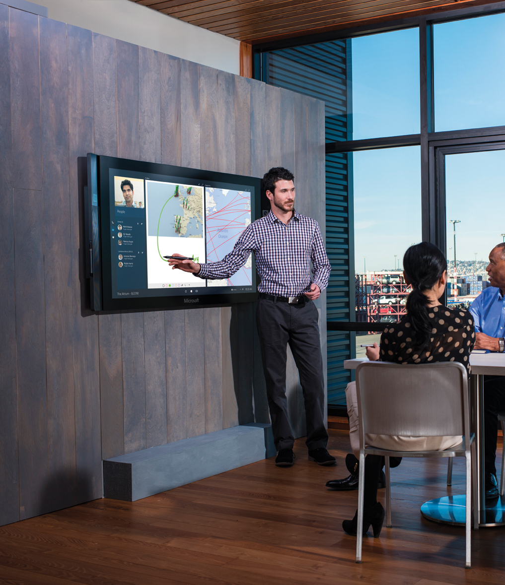 'Interactive digital whiteboards are definitely not for box-moving channel businesses'